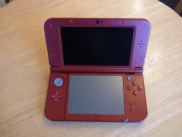 任天堂3DS/Wii Uのgamepad/イヤホン修理 磯子区のお客様