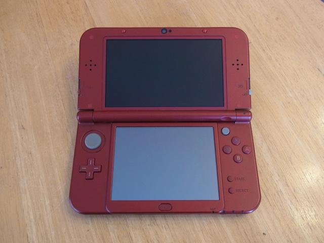 戸塚からご来店 任天堂3DS/WiiUゲームパッド持ち込み修理