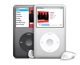 iPodclassic第6世代 第6.5世代 第7世代