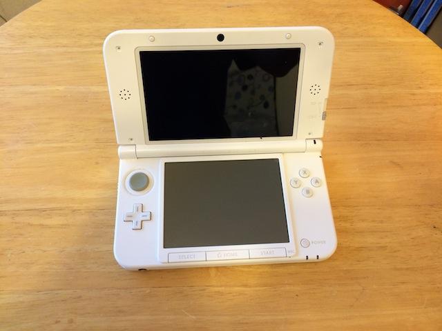 任天堂3DS/ipod classic修理 仙台のお客様