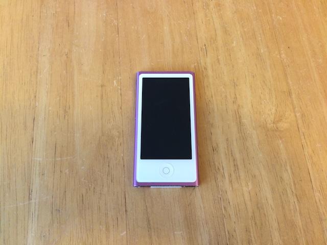 ipod nano7・iphone5c修理 【スマートファボ仙台】