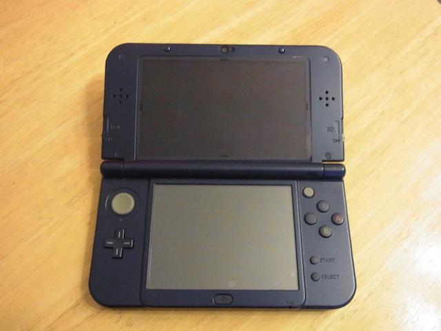 仙台で任天堂3DSのボタン修理なら!