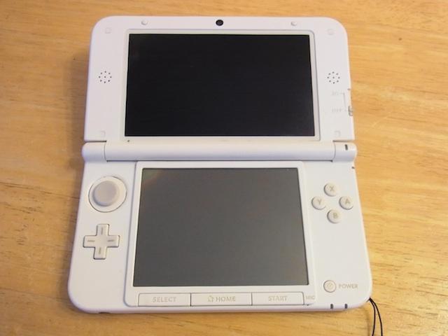 仙台市内で任天堂3DSも持ち込み修理なら!