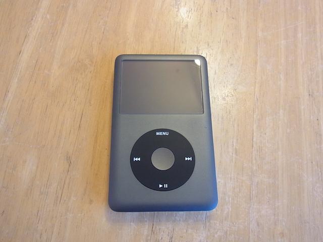 富谷市からご来店 iPod classicバッテリー交換なら!