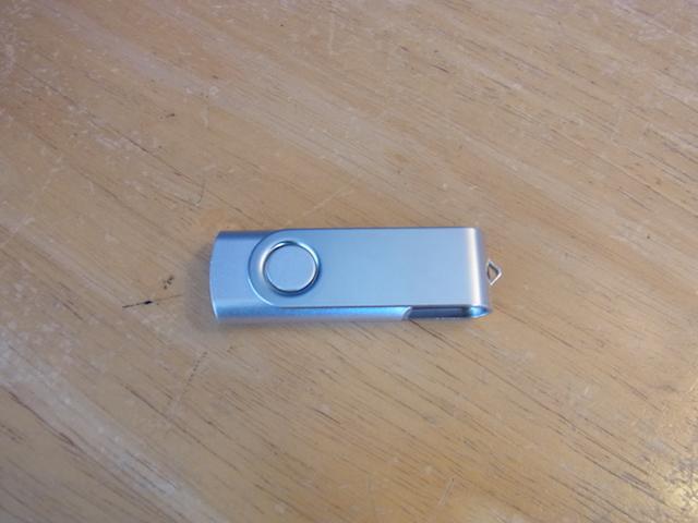 富谷市からご来店 USBメモリデータ消えた/データ復旧受付