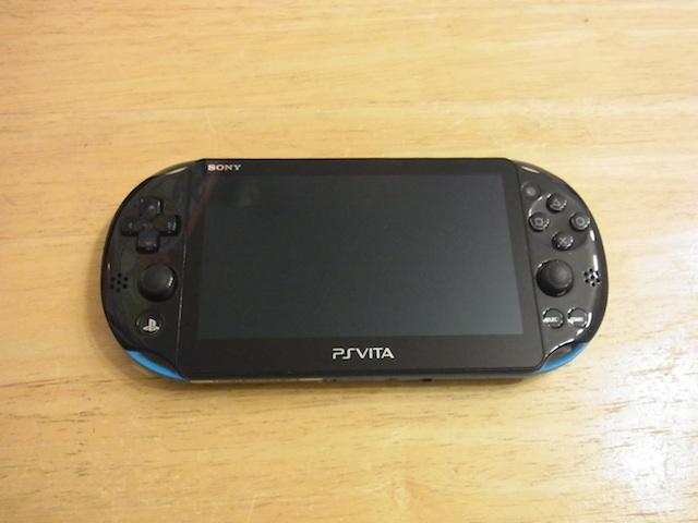 仙台でPSvita2000や任天堂3DSの持ち込み修理なら!