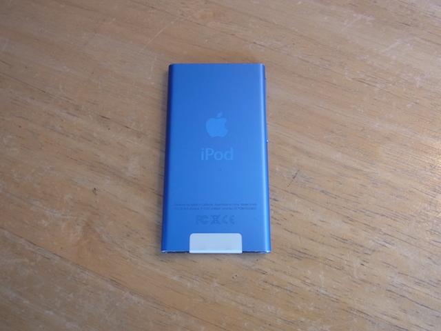 仙台市内のお客様 iPod nano7バッテリー交換受付