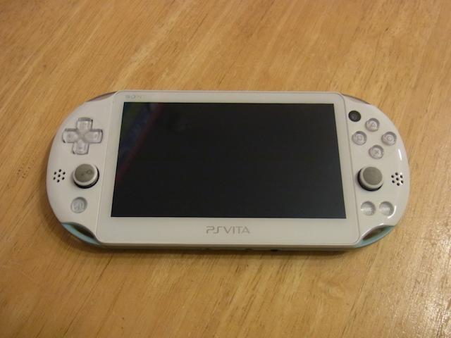 仙台のお客様 PSvita2000/任天堂3DS店頭修理