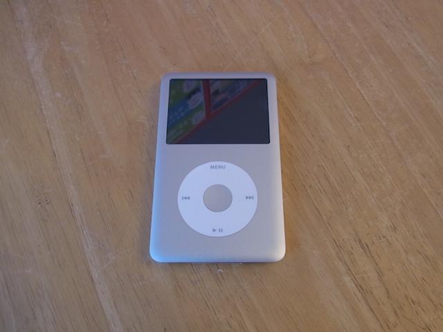 iPod classic/任天堂Switch液晶故障修理 仙台のお店