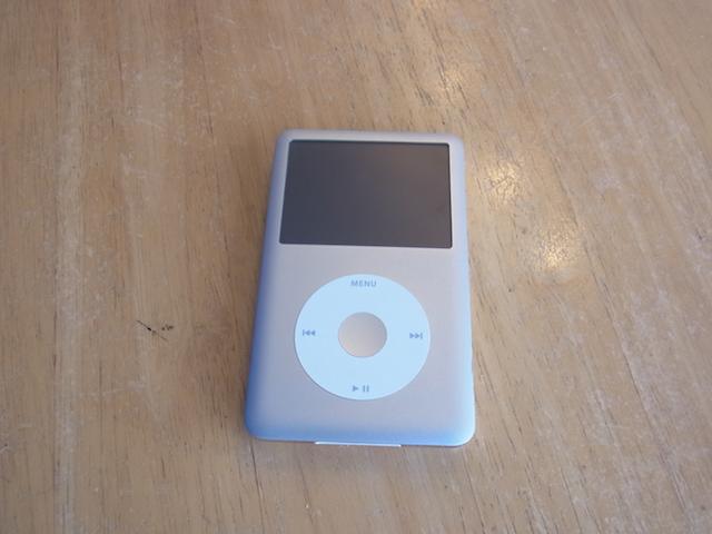 iPod classicイヤホン片方聞こえない 仙台のお店
