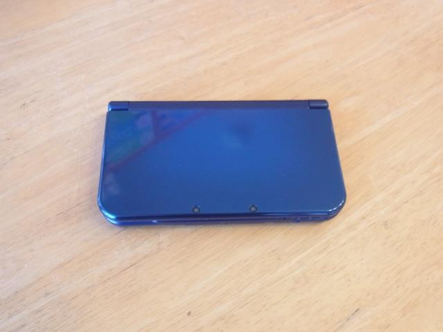仙台市内からご来店 任天堂3DSタッチパネル故障 持ち込み修理