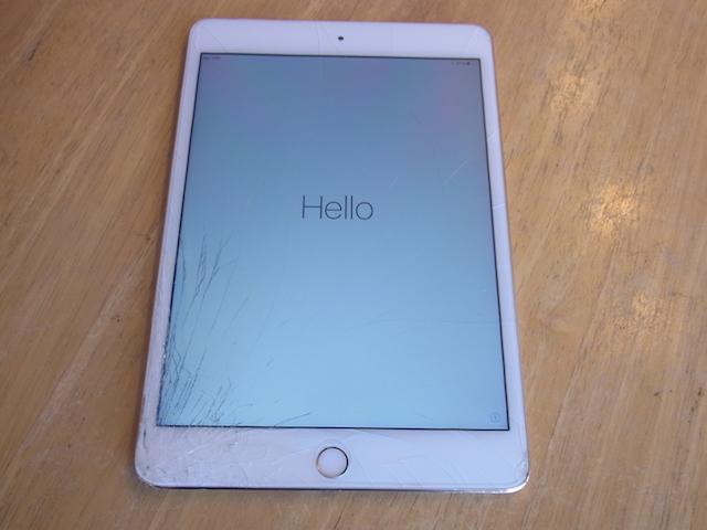 故障iPhone/iPad/iPod買取 富谷市からご来店