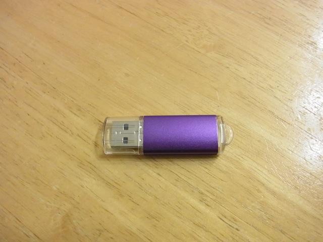 本川越のお客様 USBメモリデータ復旧受付