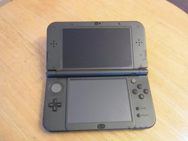昭島からご来店 任天堂3DSの店頭持ち込み修理なら!