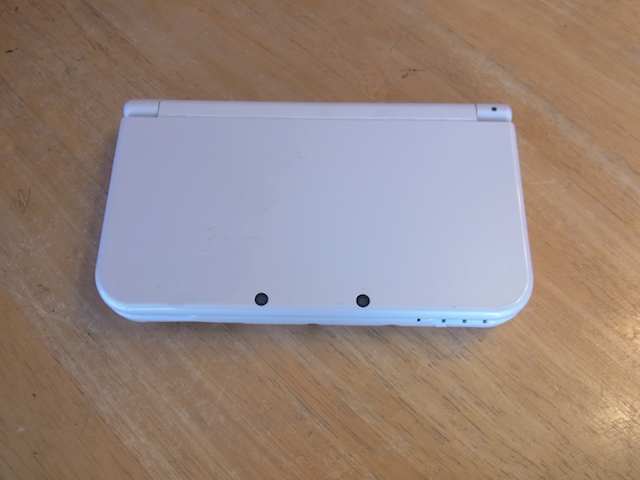 昭島のお客様 任天堂3DS充電差込口故障 預かり修理